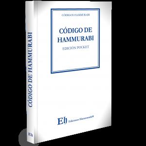 "CÓDIGO DE HAMMURABI ""Libro digital"""