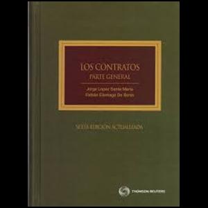 LOS CONTRATOS PARTE GENERAL SEXTA EDICIÓN ACTUALIZADA