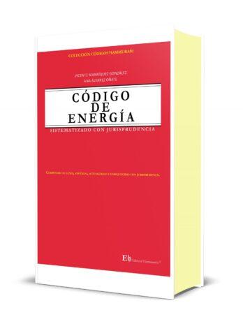 CÓDIGO DE ENERGÍA SISTEMATIZADO CON JURISPRUDENCIA