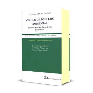 CÓDIGO DE DERECHO AMBIENTAL Edición Profesional – Edición de lujo – Tapa dura