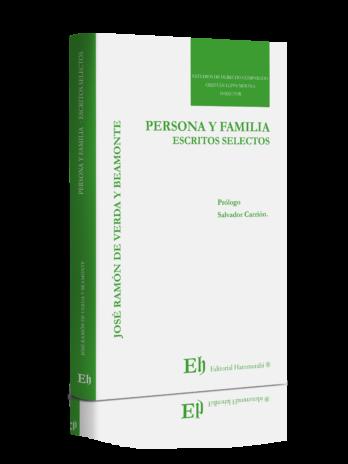 PERSONA Y FAMILIA – ESCRITOS SELECTOS