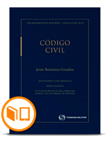 CÓDIGO CIVIL 2019