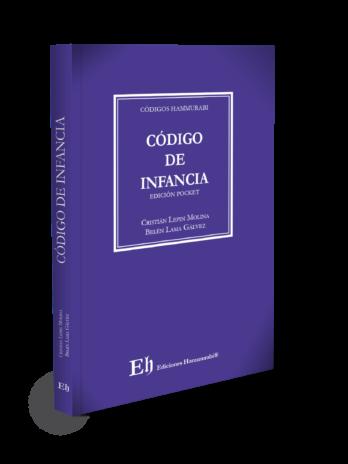 CÓDIGO  DE  INFANCIA Edición pocket