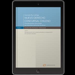 NUEVO DERECHO CONCURSAL CHILENO (Solo Digital)