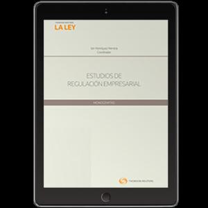 ESTUDIOS DE REGULACIÓN EMPRESARIAL (Solo Digital)