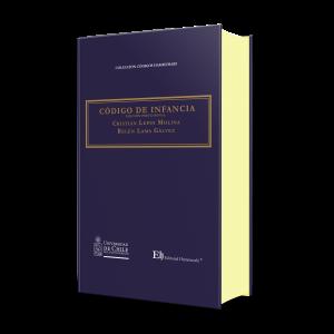 CÓDIGO DE INFANCIA Edición Profesional – Edición de lujo – Tapa dura