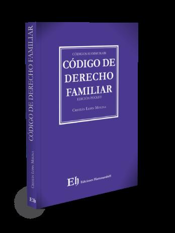 CÓDIGO DE DERECHO FAMILIAR Edición pocket