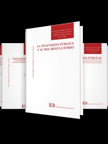 PACK Estudios de Derecho Público