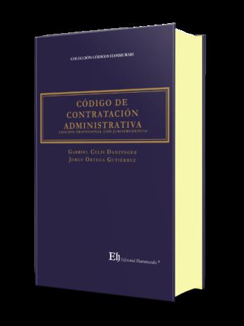 CÓDIGO DE CONTRATACIÓN ADMINISTRATIVA Edición Profesional – Edición de lujo – Tapa dura