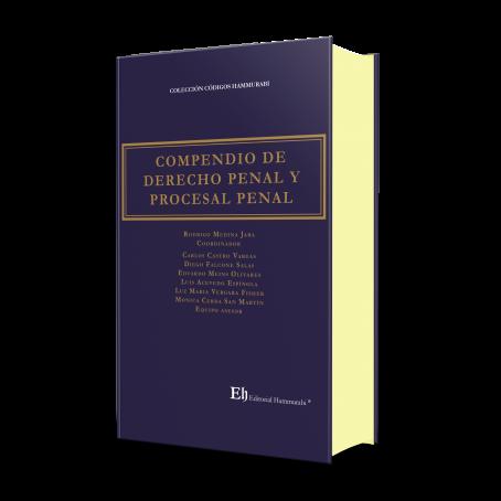 Compendio de Derecho Penal y Procesal Penal