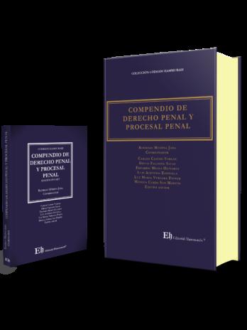 PACK COMPENDIO DE DERECHO PENAL Y PROCESAL PENAL