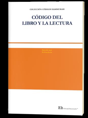 """CÓDIGO DEL  LIBRO Y LA LECTURA """"Libro digital"""""""