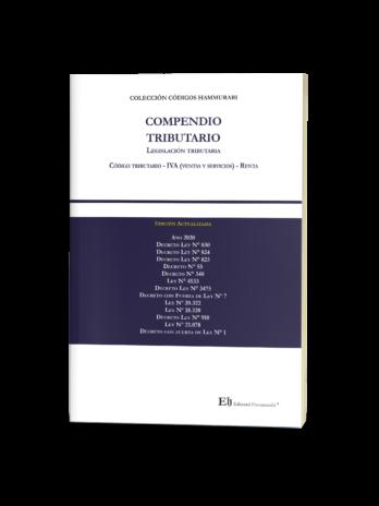 COMPENDIO TRIBUTARIO Legislación tributaria