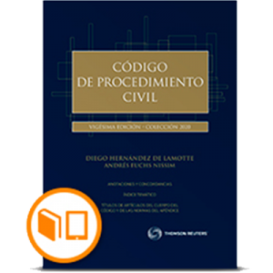 CÓDIGO DE PROCEDIMIENTO CIVIL 2020
