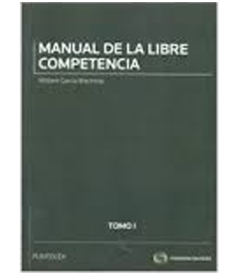 Manual de la libre competencia 2 tomos