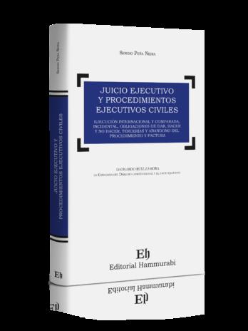 JUICIO EJECUTIVO Y PROCEDIMIENTOS EJECUTIVOS CIVILES