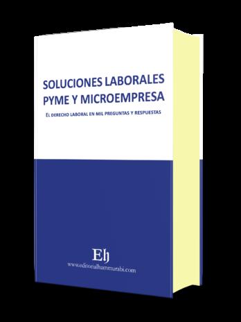 """SOLUCIONES LABORALES PYME Y MICROEMPRESA El derecho laboral en mil preguntas y respuestas """"Libro digital"""""""