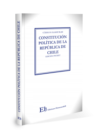 """CONSTITUCIÓN POLÍTICA DE LA  REPÚBLICA DE CHILE """"Libro digital"""""""