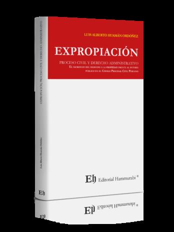 EXPROPIACIÓN, Proceso civil y derecho administrativo