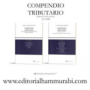COMPENDIO TRIBUTARIO 2 Tomos