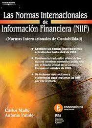 LAS NORMAS INTERNACIONALES DE INFORMACION FINANCIERA (NIIF): NORM AS INTERNACIONALES DE CONTABILIDAD