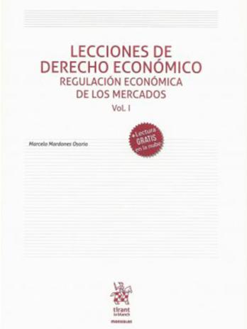Lecciones de Derecho Económico. Vol 1