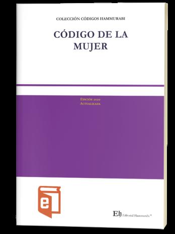 """CÓDIGO  DE LA MUJER """"Libro digital"""""""