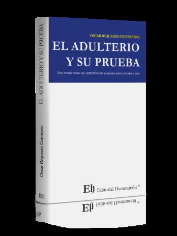 EL ADULTERIO Y SU PRUEBA (Próximamente)