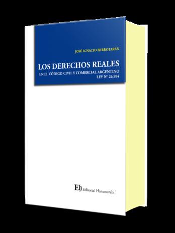 LOS DERECHOS REALES (Próximamente)