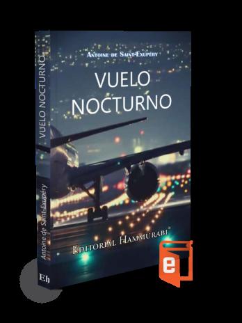 """VUELO NOCTURNO """"Libro digital"""""""
