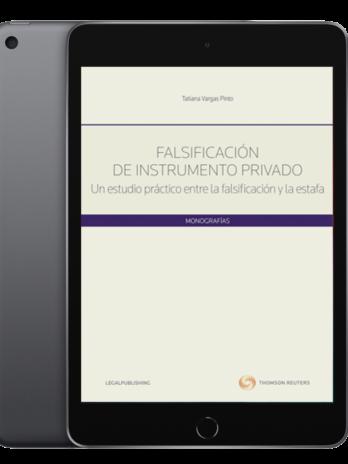 Falsificación de Instrumento Privado (Libro Digital)