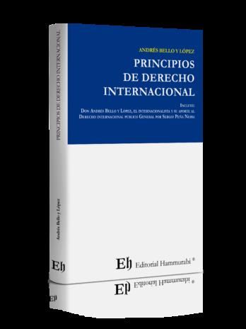 PRINCIPIOS DE DERECHO INTERNACIONAL  (Próximamente)