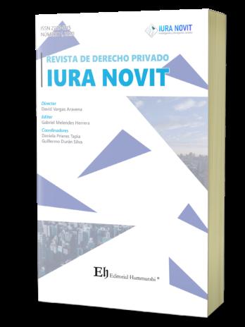 REVISTA DE DERECHO PRIVADO IURA NOVIT N°1