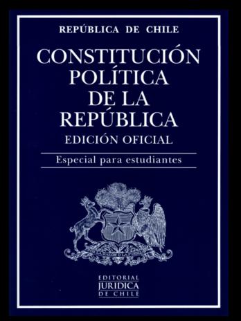 CONSTITUCIÓN POLITICA DE LA REPÚBLICA – ESTUDIANTES 2021
