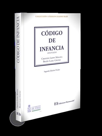 CÓDIGO DE INFANCIA  Segunda Edición Pocket