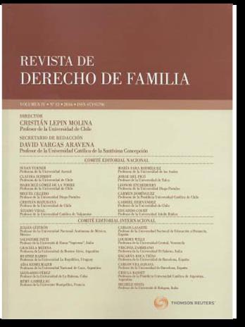 REVISTA DE DERECHO DE FAMILIA – N° 12