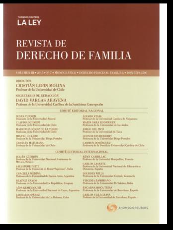 REVISTA DE DERECHO DE FAMILIA – N° 11