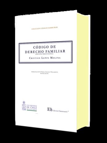 CÓDIGO DE DERECHO FAMILIAR Profesional – Segunda Edición de lujo – Tapa dura
