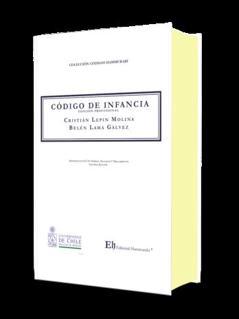 CÓDIGO DE INFANCIA Profesional – Segunda Edición de lujo – Tapa dura